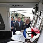 Холдинг Вертолеты России представит в Ле-Бурже вертолеты Ансат